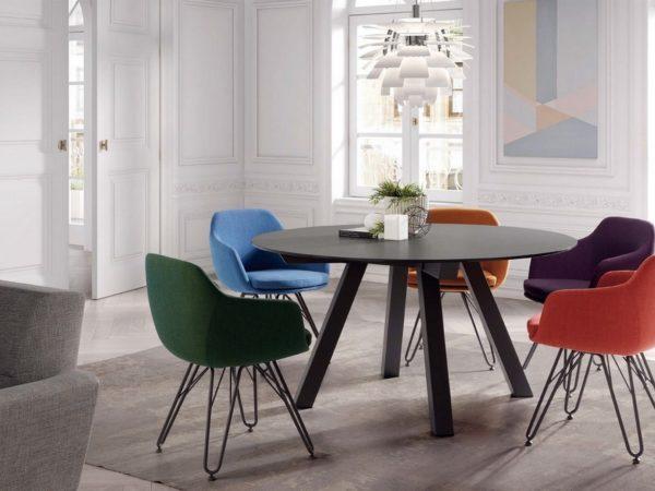 mobliberica-duero-table-ronde-ceramique-pieds-metal-label-maison-nantes